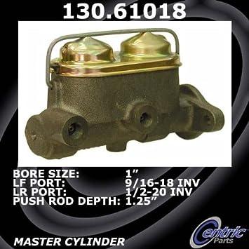 Centric Parts 130.61018 Brake Master Cylinder