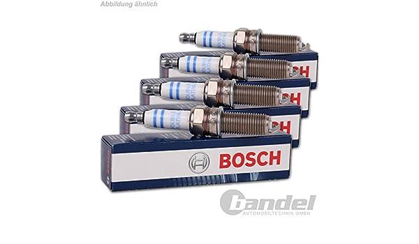 Bosch 4x BOSCH Super plus FR7HC+ V 5 - Bujía para motor de barco: Amazon.es: Deportes y aire libre