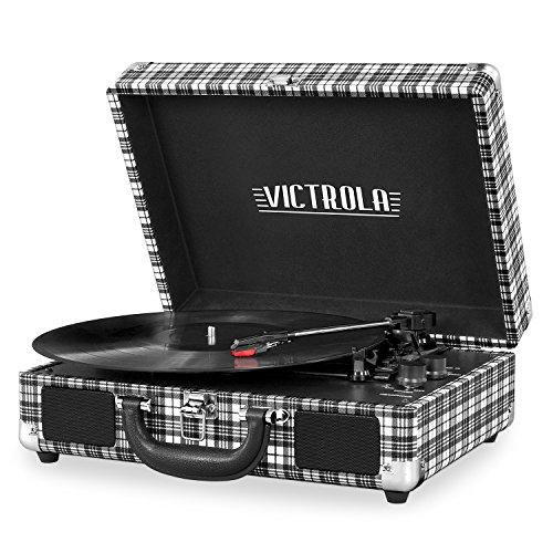 Victrola Bluetooth Suitcase Record