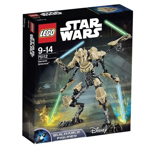 LEGO Star Wars 75112 - General Grievous