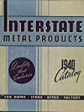 Interstate Metal Products (1940): Trade Catalog