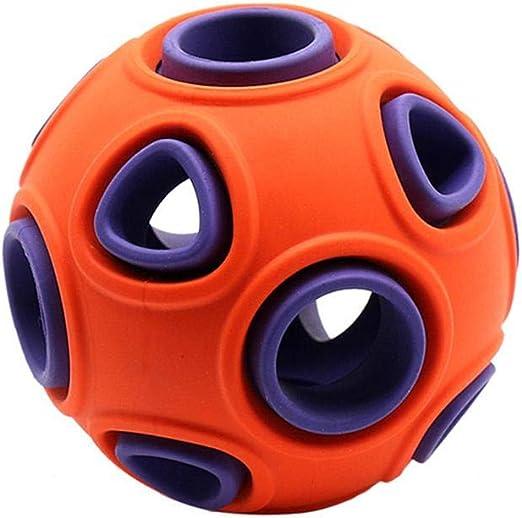 Finelyty Glow Dog Bals, Pelota de Tenis Resistente y Resistente ...