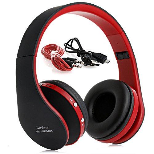 NNDA CO Wireless Bluetooth Foldable Headset Stereo Headph...