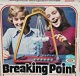 Beaking Point Vintage 1976 Ideal Games Stacking Balance Game