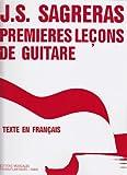 Sagreras Première Leçons de Guitare
