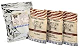 """Patriot Pantry SUP-Ply 10-12"""" Freeze Dried Single Pizza Making Survival Food Kit"""