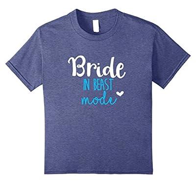 Funny Bride Mode Shirt Wedding Bridal Shower Bachelorette