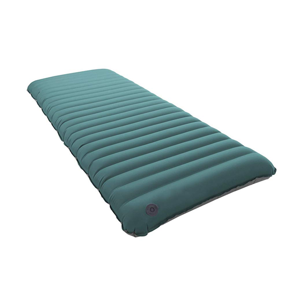 Summmarlee Reise-Aufblasbares Bett-Im Freien Kampierendes Matten-Zelt-Aufblasbares Bett-Tragbare Einzelne Starke Wasserdichte Matratze