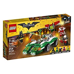 LEGO Batman Movie The Riddler Riddle Racer 70903