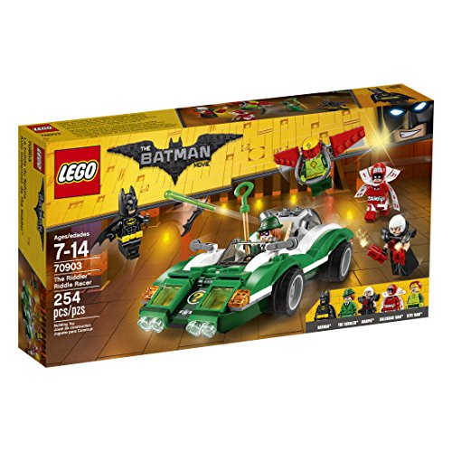 LEGO Batman Movie The Riddler Riddle Racer 70903, Lego Batman Toys, kids, toys, Lego, Lego sets
