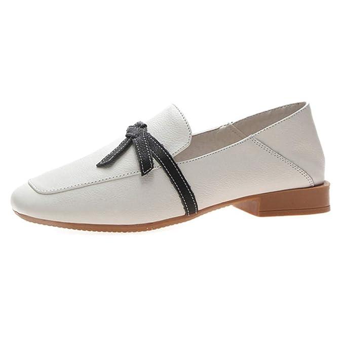 Zapatos Casuales Zapatos De Mujer Zapatos Planos Zapatos Perezosos Mocasines Oficina Mocasines Mocasines: Amazon.es: Ropa y accesorios