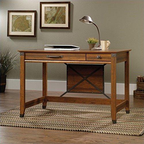 sauder-carson-forge-writing-desk-washington-cherry-finish