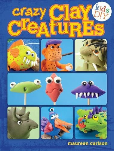 Crazy Clay Creatures Kids DIY product image