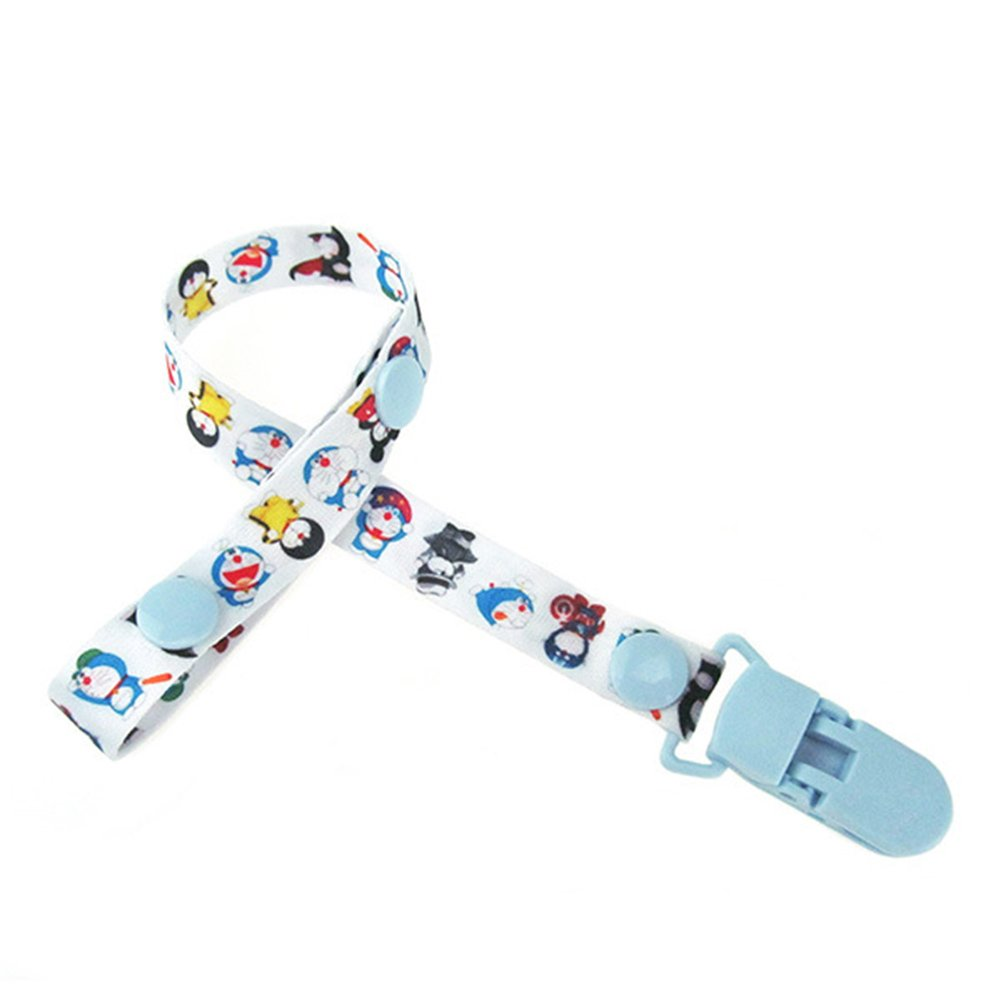 H01 Mini Office Depot Baby Schnuller Clip Kette Halterung Nippel Kinder Klemmen Halter
