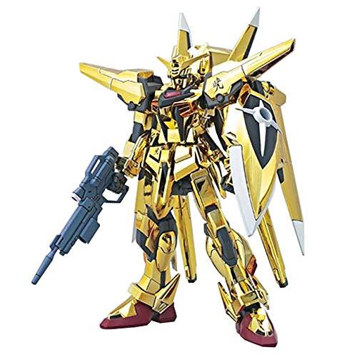 Buengna #40 Gold Oowashi Akatsuki Gundam 1/144 Model Kit HG - Gold Model Kit