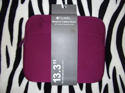Tuari Neoprene Laptop Sleeve 13.3 BERRY SPRINKLE