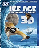 Ice Age Continental Drift 3D LIMITED EDITION Includes