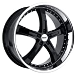 TSW JARAMA Black Wheel (18x8