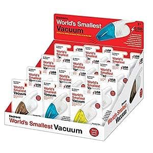 Westminster World's Smallest Vacuum, Random Color