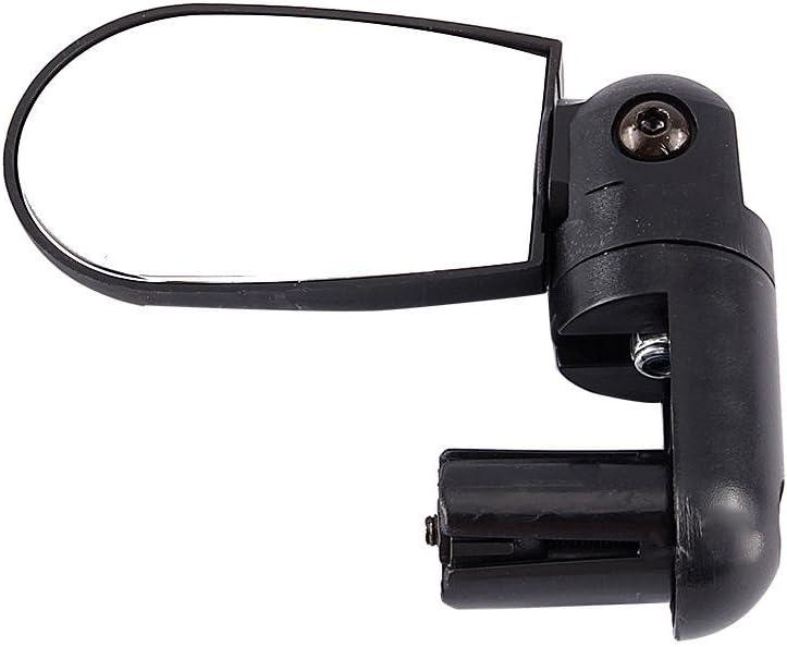 Yosoo Health Gear Espejos de Manillar de Bicicleta Espejos de Bicicleta Espejo retrovisor de Manillar Gran Angular Espejo retrovisor Seguro para Ciclismo