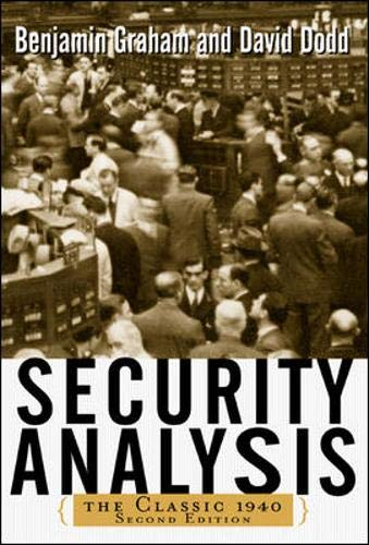Security Analysis: Principles and Techniques by McGraw-Hill