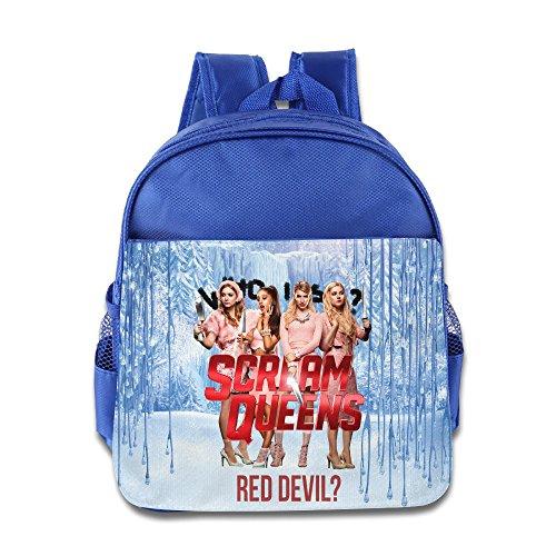 MEGGE Scream Queens New Design Children's Bags RoyalBlue