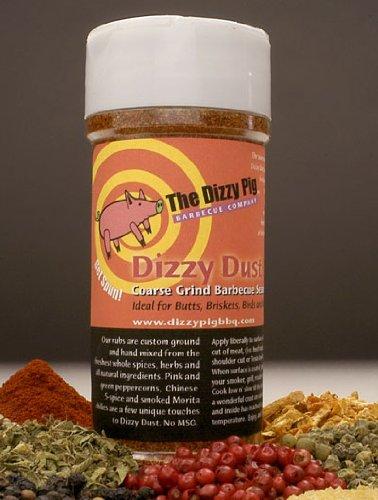 Dizzy Pig BBQ Coarse Grind Regular Rub Spice - 7.4 (Roast Rub)