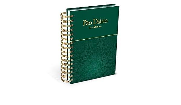 Agenda Pão Diário-Permanente-Espiral: Diversos ...