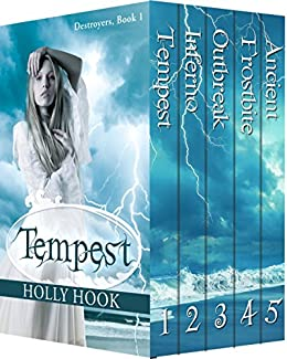 The Destroyers Series Box Set (Books 1-5) by [Hook, Holly]