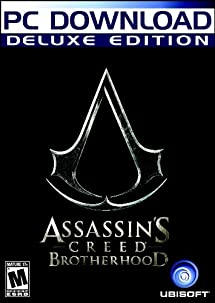 Assassin's Creed: Brotherhood Deluxe Edition [Download]
