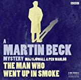 img - for The Man Who Went Up In Smoke (Martin Beck Mysteries) book / textbook / text book
