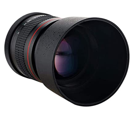 Yuhtech - Objetivo de cámara fotográfica fotográfica fotográfica ...