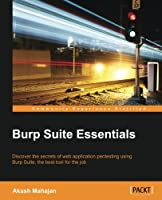 Burp Suite Essentials Front Cover