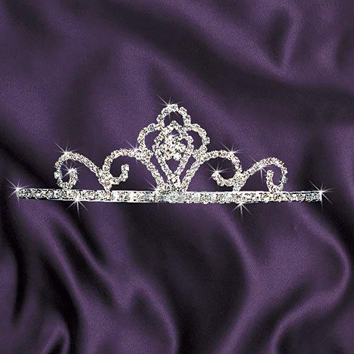 Stumps Enchanted Wishes Tiara Silver -