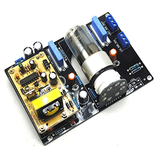 DC12V Car 6N8P (6H8C 6SN7) Tube Valve PreAmplifier Board Audio DIY Pre-amp by Jolooyo