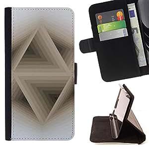 For Sony Xperia M5 E5603 E5606 E5653,S-type Motif - Dibujo PU billetera de cuero Funda Case Caso de la piel de la bolsa protectora