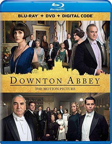 Downton Abbey (Movie, 2019) [Blu-ray] (2019 Movies Christmas Release New)