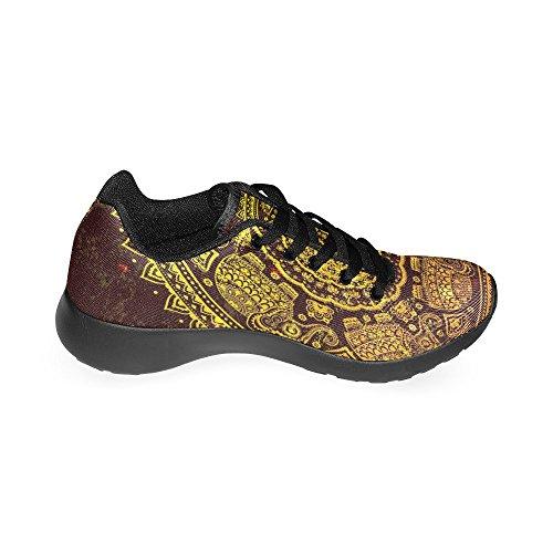 Scarpe Da Corsa Da Donna Winterprint Running Da Jogging Leggero Sportivo Da Passeggio Sneaker Multi Atletico 4