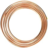 Copper Refrig Shortcls 1/4x20