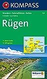 Insel Rügen: 1:50.000. Wandern / Rad. GPS-genau