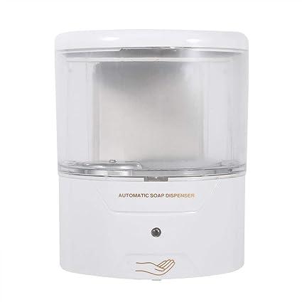Dispensador automático de jabón 600ML Premium ABS Sensor inteligente manos libres ,dispensador automático de jabón