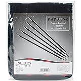 Knitter's Pride Karbonz Double Pointed Needles Socks Kit