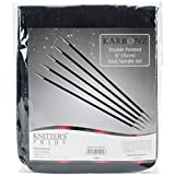 Knitter's Pride KP110604  Karbonz Double Pointed Needles Socks Kit