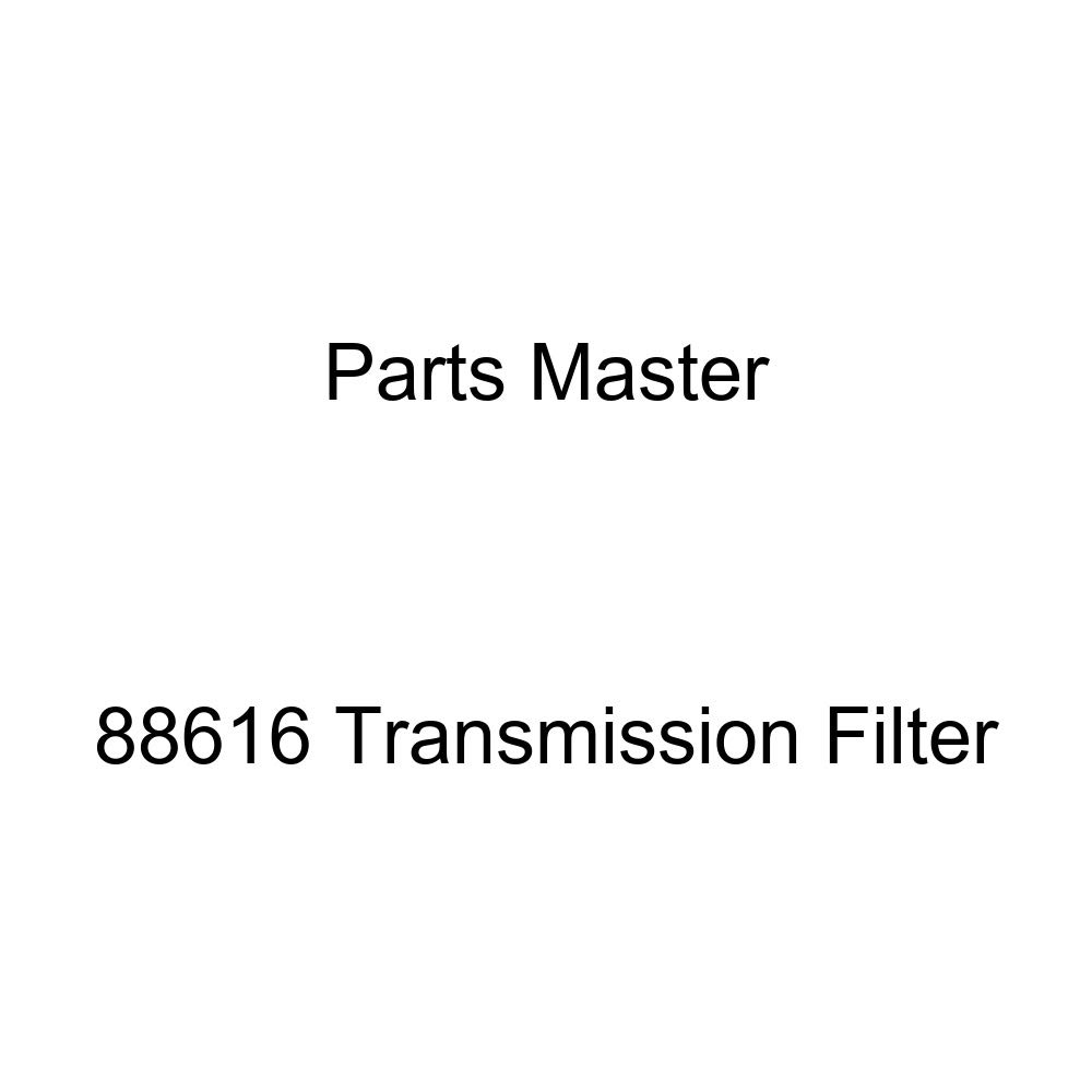 Parts Master 88616 Transmission Filter