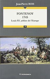 Fontenoy 1745 par Jean-Pierre Bois