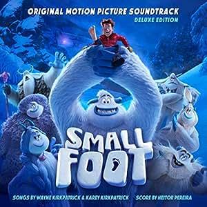 Resultado de imagem para smallfoot soundtrack