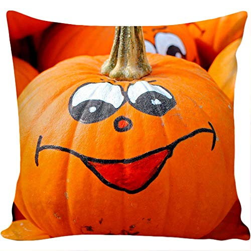 Spark Accessories Decorative Pillow with Halloween Design ()