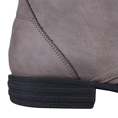 SCARPE Women Grey VITA SCARPE Grey Boots Boots Women VITA I4qqRUxa