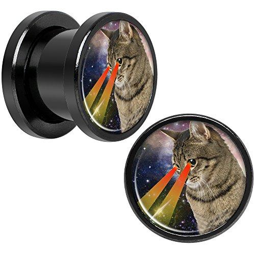 00 gauges plugs cats - 8