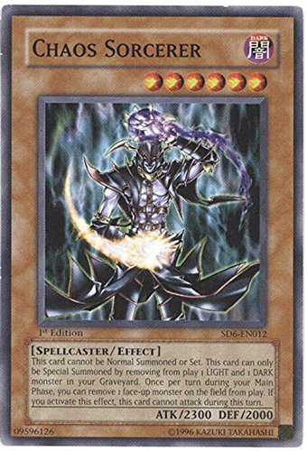 Light And Dark Spellcaster Deck - 7